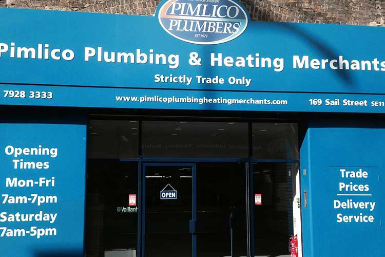 Pimlico Plumbing and Heating Merchants